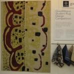 Clematis- winning rug design
