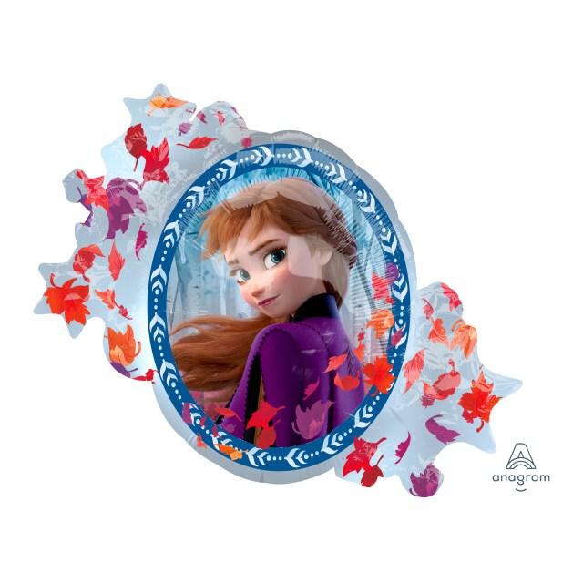 Helium Ballon Frozen 2 70 CM, frozen ballon, folieballon, helium ballon, ballon greetz, ballon versturen, bestellen ballon, ballon meisje, kinder ballon, frozen 2 ballon, elsa ballon