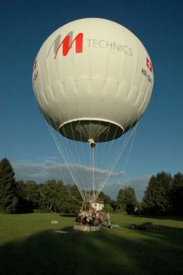 Ballon HB-QKF