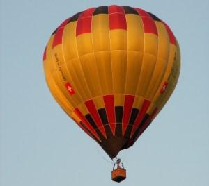 Ballon HB-QJS