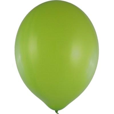 Latexballon 60cm gruen
