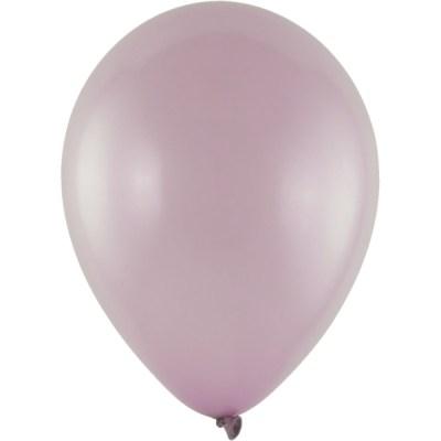 Latexballon 28cm metallic 778 lavendel