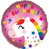 unicorn birthday 45cm