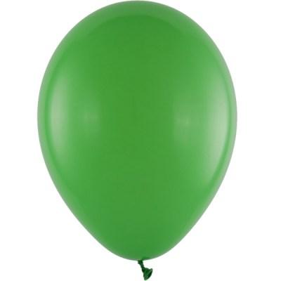 Latexballon 42cm 12 gruen