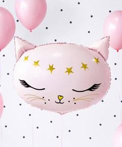 Folienballon Cat, 48x36cm Dekobeispiel