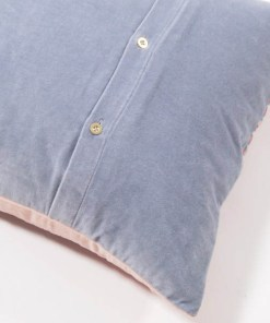 Kissenhülle Amore 4060 Samt 100ProzentBaumwolle 40x60 cm Rückseite