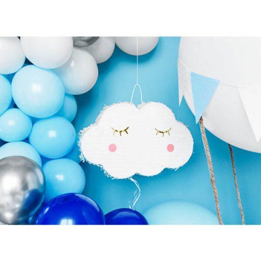 Pinata - Wolke, 50x32x9cm Dekobeispiel