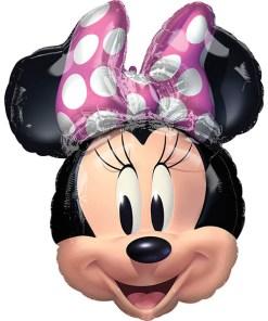 Minnie Mouse Folienballon 53cm x 66cm