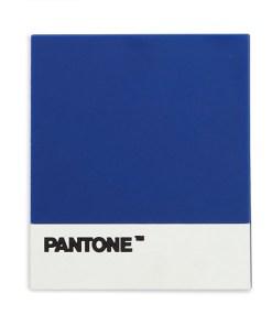 UNTERSETZER PANTONE BLAU SILIKON 0,4x14,2x15,5cm