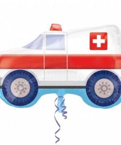 Krankenwagen_Folienballon_b83cm