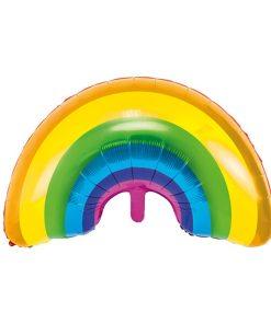 Regenbogen, Folienballon, 73x45cm 1