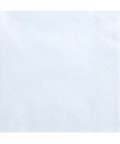 Servietten, hellblau, dreilagig, 20 Stk., 33 x 33 cm
