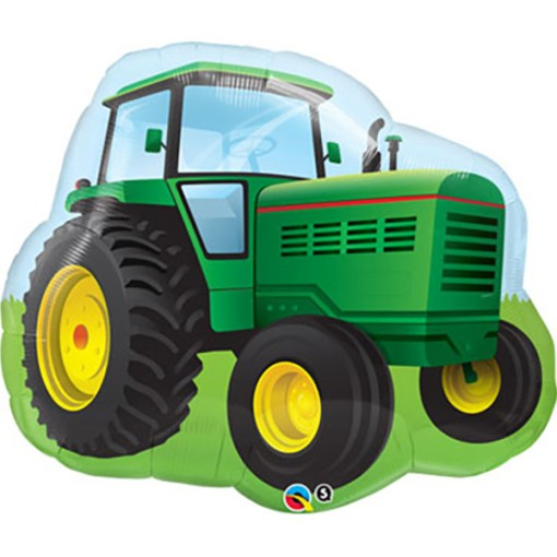 Traktor_Folienballon_b86cm