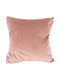 Kissen, pink verblasst, 40 x 40 cm