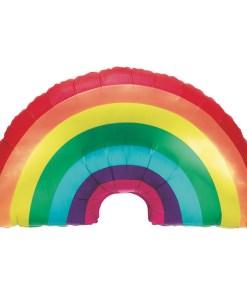 Regenbogen, Folienballon, 91cm