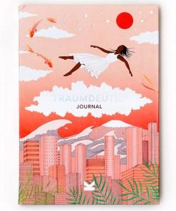 Traumdeuter Journal, Paperback, 160 Seiten, 145 x 208mm, Cover