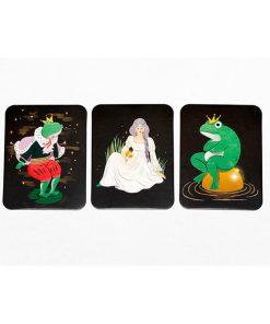 Das Maerchen Memo, Box, 45 Karten und Booklet, 235 x 125 x 34 mm, Kartenbeispiel 1