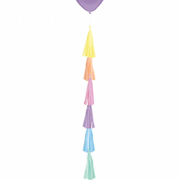 Tassel Regenbogen 70cm