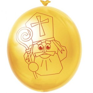 Ballonnen Welkom Sinterklaas