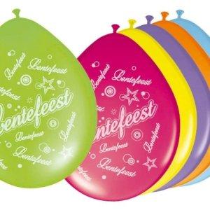 Lentefeest ballonnen 12 inch