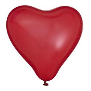 HEMA 8-pak Hart Ballonnen (rood)