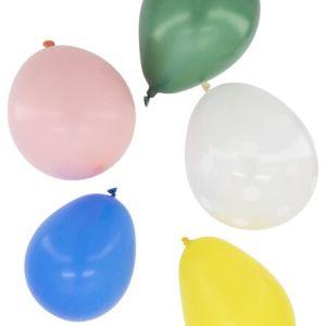 HEMA Ballonnen 23cm Assorti - 10 Stuks