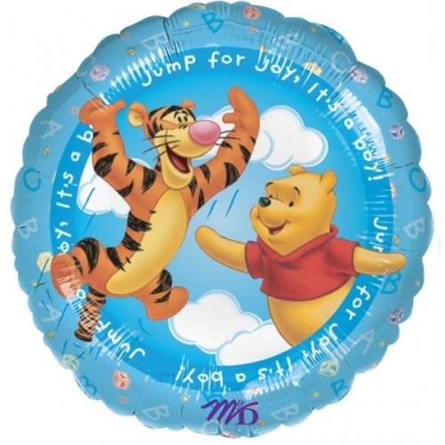 Μπαλόνι Winnie the Pooh 'Its a Boy' 45 εκ