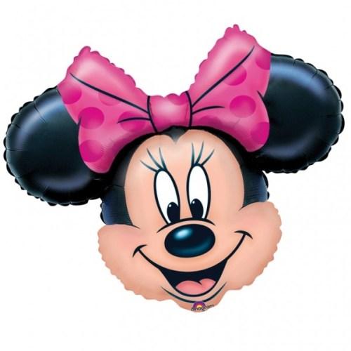 Μπαλόνι Minnie Mouse φάτσα