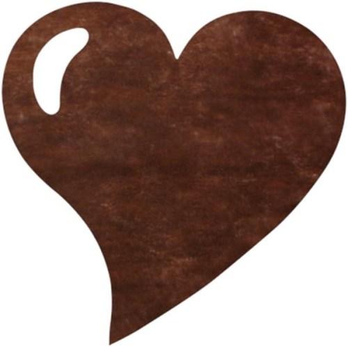 Σουπλά Καρδιά (50 τεμ)