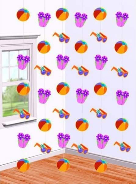 Διακοσμητική κουρτίνα οροφής summer Fun