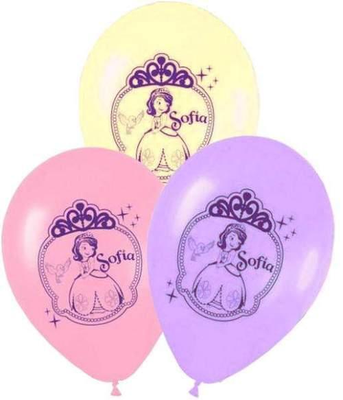 """12"""" Μπαλόνι τυπωμένο Πριγκίπισσα Σοφία"""