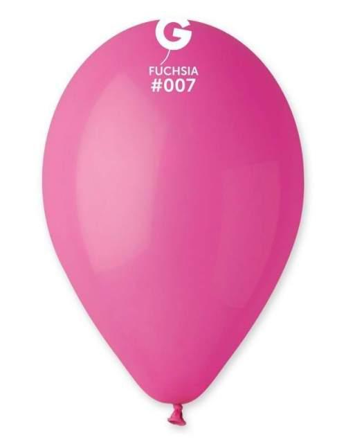 12'' Φούξια λάτεξ μπαλόνι