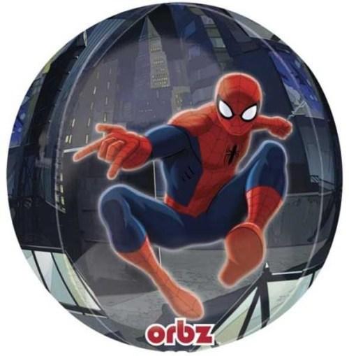 Μπαλόνι Spiderman ultimate Orbz