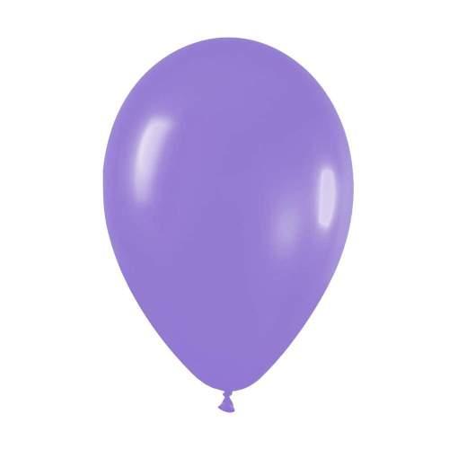 9'' Λιλά λάτεξ μπαλόνι