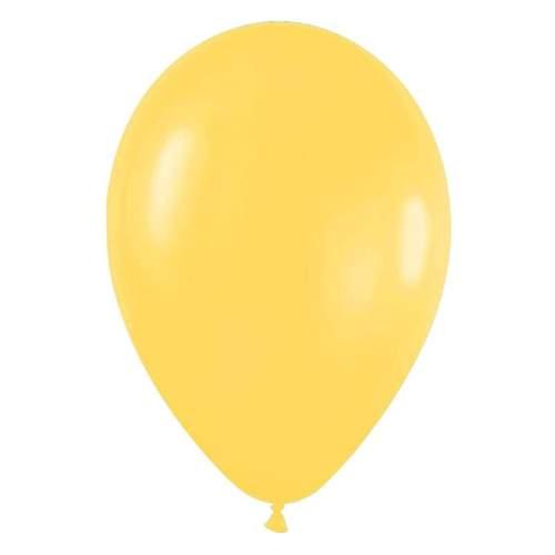 9'' Μάνγκο λάτεξ μπαλόνι