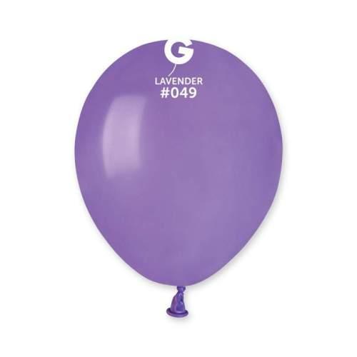 5'' Βιολετί λάτεξ μπαλόνι