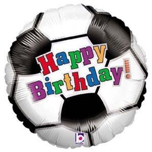 Μπαλόνι για γενέθλια Μπάλα Ποδοσφαίρου 45 εκ