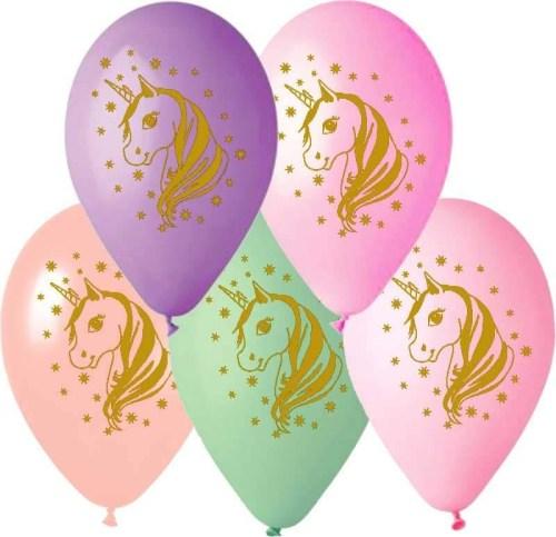 Μπαλόνι τυπωμένο Μονόκερος