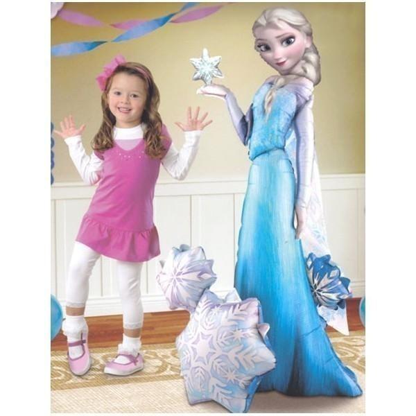 Τεράστιο μπαλόνι Airwalker Frozen Elsa