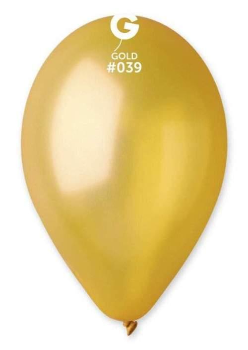 13'' Χρυσό λάτεξ μπαλόνι
