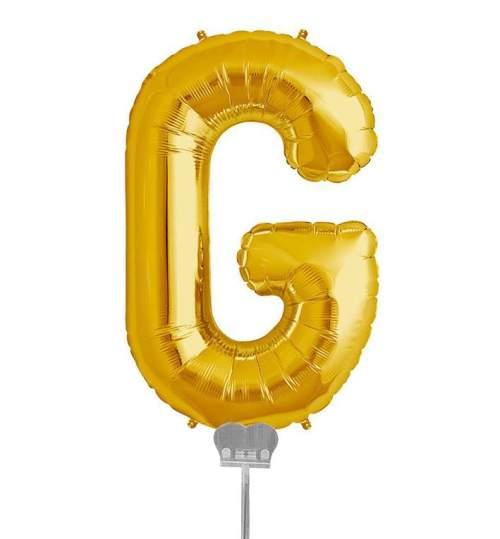 Μπαλονι 40 εκ Χρυσό Γράμμα G