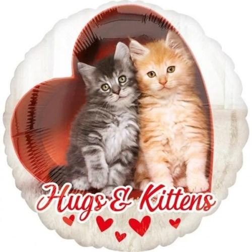 Μπαλόνι αγάπης Γατάκια Hugs & Kittens