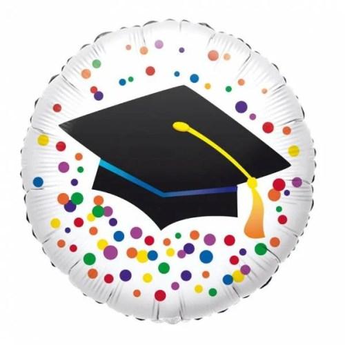 Μπαλόνι για αποφοίτηση καπέλο