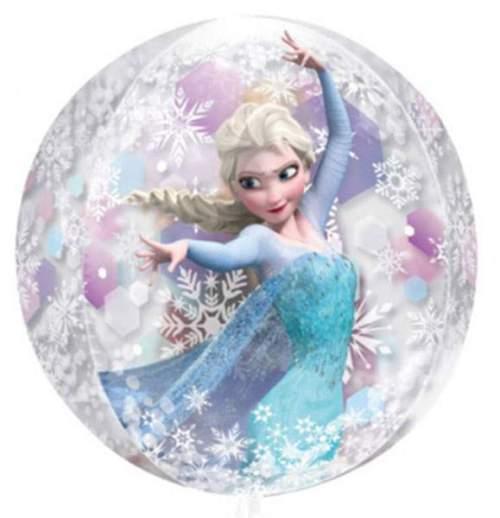 Μπαλόνι Frozen Διάφανο orbz