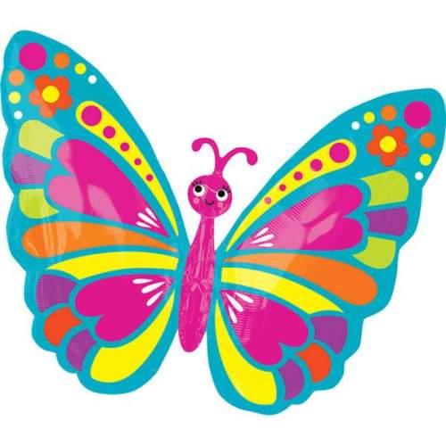 Μπαλόνι χαρούμενη Πεταλούδα της άνοιξης