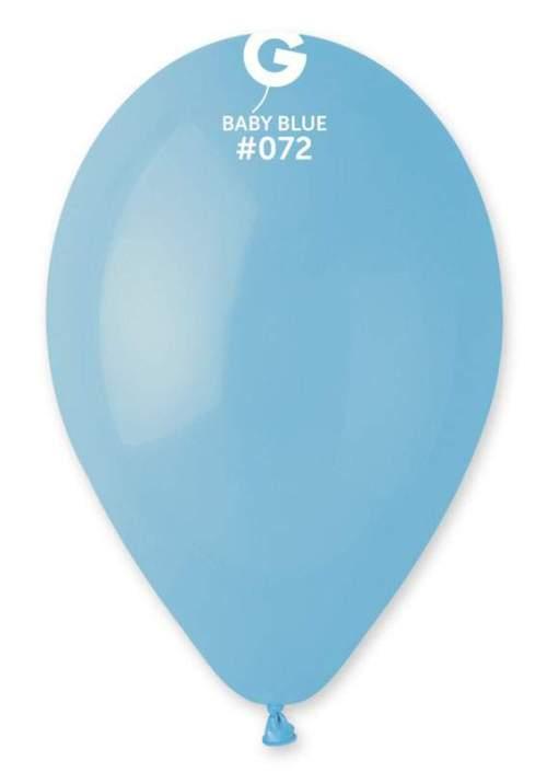 13'' Baby Blue λάτεξ μπαλόνι