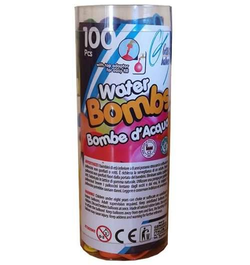 Μπαλονάκια νερόμπομπες για μπουγέλωμα (100 τεμ)
