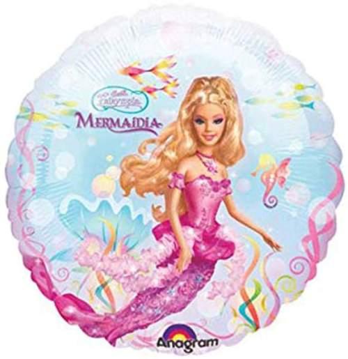 Μπαλόνι Barbie Mermaidia
