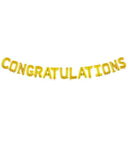 Μπαλόνι αποφοίτησης Congratulations (15 τεμ)