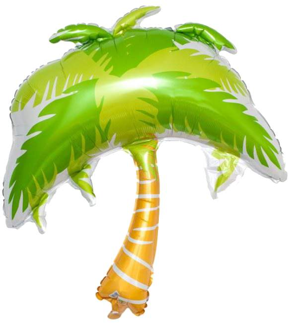 Μπαλόνι Coconut Palm Tree